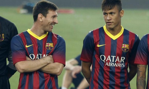 "Luis Enrique: ""Neymar and Messi are fit to play against Athletic"""