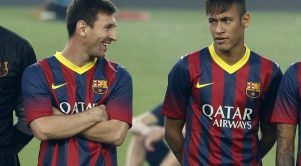 """Luis Enrique: """"Neymar and Messi are fit to play against Athletic"""""""