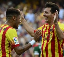 Barcelona 2-0 Athletic Bilbao: Neymar came in to decide the game