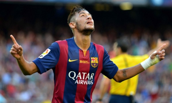 Barcelona 6-0 Granada: Neymar's hat-trick leads the troops