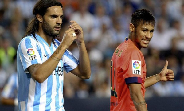 Malaga 0-0 Barcelona: First points dropped in the league