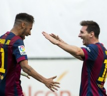 Rayo Vallecano 0-2 Barcelona: It's Messi and Neymar show… again!