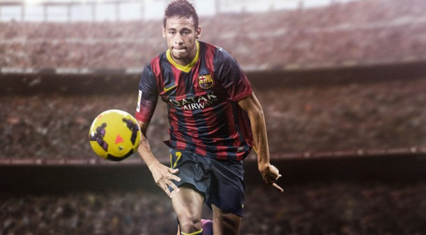 """Neymar gets nominated for the """"Best American Player in La Liga"""" award"""