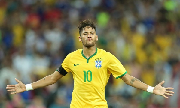Japan 0-4 Brazil: Neymar scores his first poker of goals