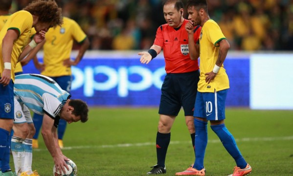 "Brazil 2-0 Argentina: Neymar outshined Messi in the ""SuperClásico"""