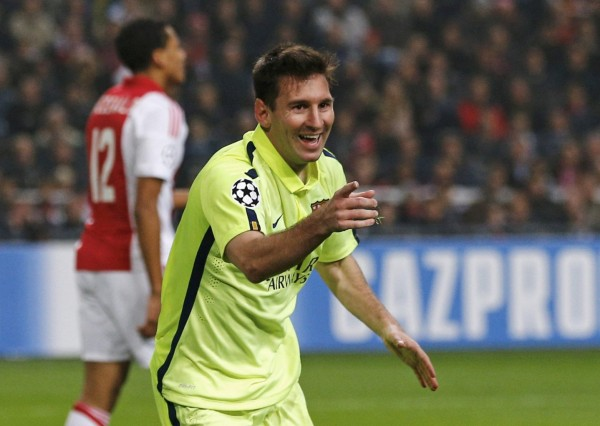 Lionel Messi becomes the UEFA Champions League top scorer