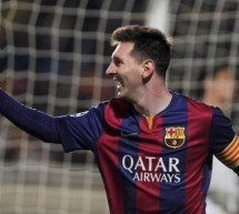 APOEL 0-4 Barcelona: Neymar rests and Messi sets a new record