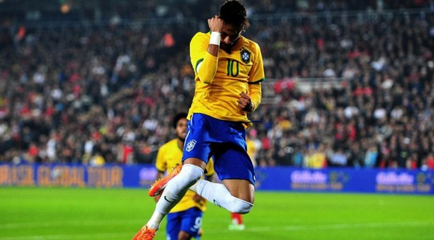"Turkey 0-4 Brazil: Neymar leads the ""Canarinha"" to an easy win"