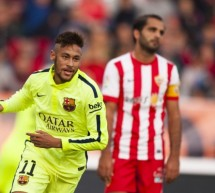 Almeria 1-2 Barcelona: Suárez and Neymar sparked the comeback