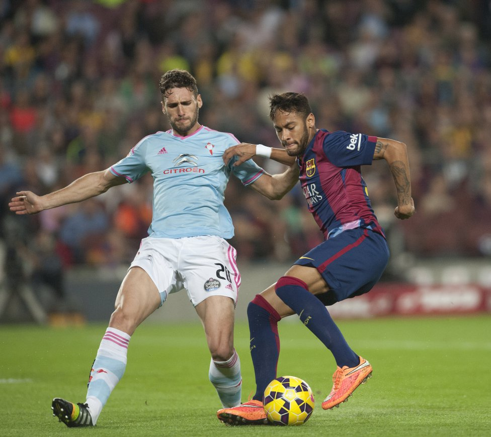 Barcelona Vs Celta Vigo In Youtube: Barcelona 0-1: Celta De Vigo: An Unexpected Slip At Home
