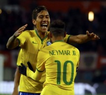 Austria 1-2 Brazil: Authority established in Europe