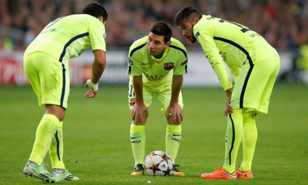 Messi, Suarez and Neymar – Where do they all fit in?
