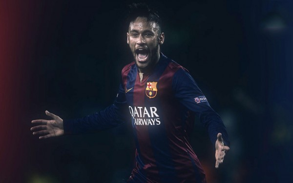 Neymar Jr - FC Barcelona wallpaper 2014-2015