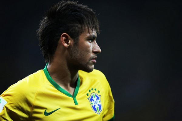 Neymar Jr in the Brazil National Team