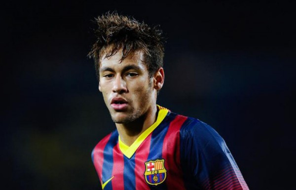 Neymar, Barcelona forward in 2015