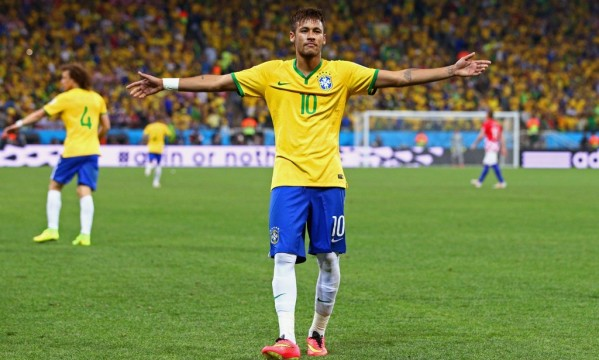 Has Neymar shown leadership skills since taking over as skipper for Brazil?