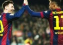 Neymar stars in Barcelona win over Atletico Madrid