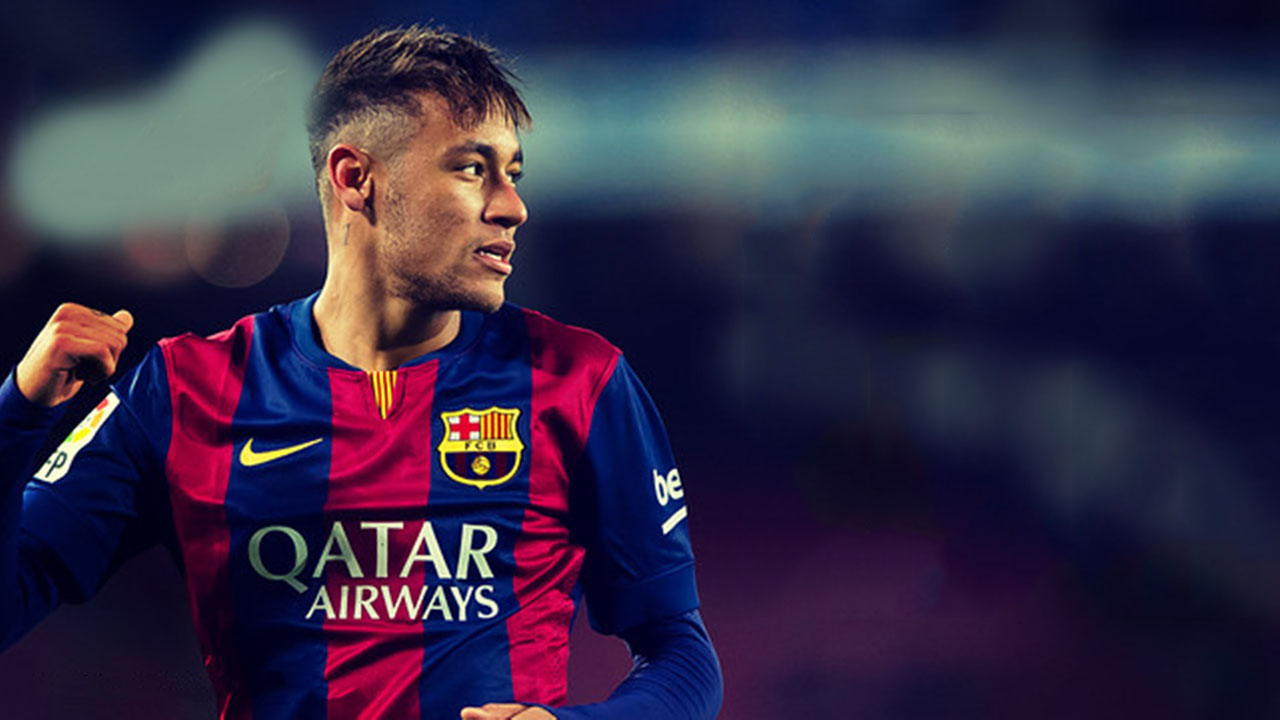 Neymar Jr in FC Barcelona 2015-16