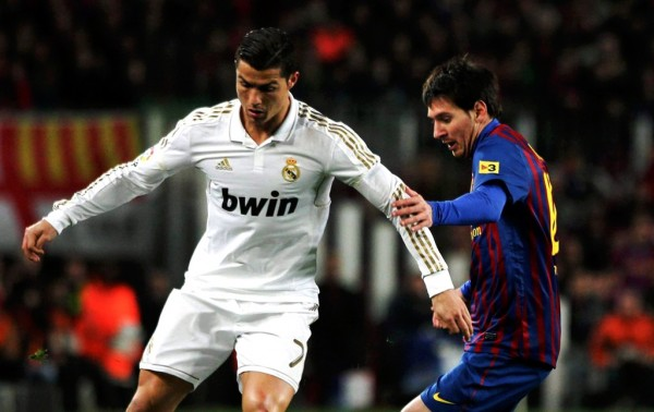 Ronaldo vs Messi in El Clasico