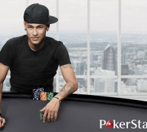 PokerStars sign footballing sensation Neymar Jr.