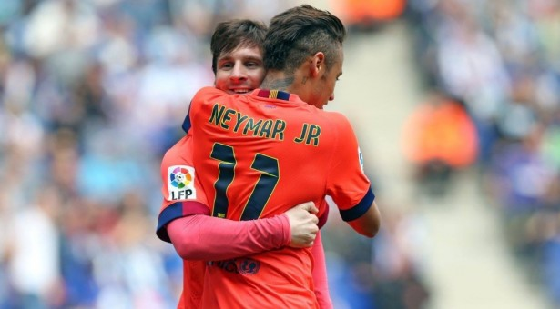 "Messi: ""Neymar will win a Ballon d'Or soon"""