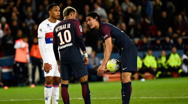 Neymar and Cavani – A battle of egos
