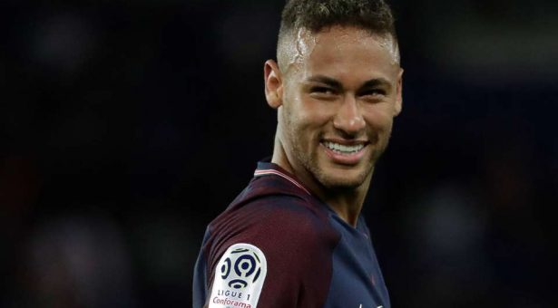 Neymar once again show he is capable to help win the Champions League