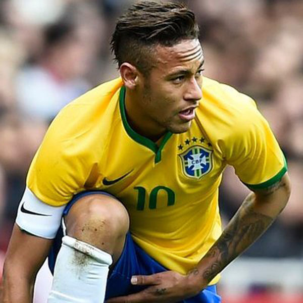 Neymar keeping his eyes on the prize during injury recovery  Neymar keeping ...