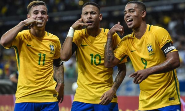 Why is Brazil favorite to win the World Cup?