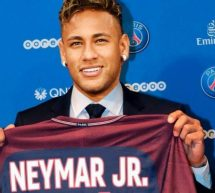 The most expensive player in football's history – Neymar