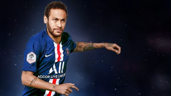 Neymar PSG wallpaper