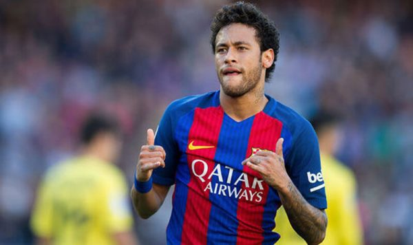 Neymar happy at Barcelona in his first year