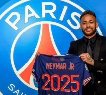 Neymar expanding his PSG cooperation contract for 3 Years