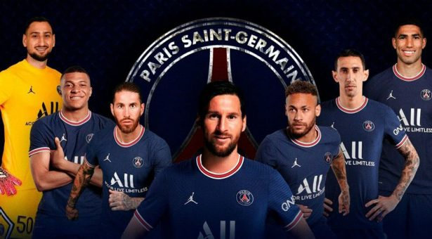 Who will be PSG's top goal scorer now Messi has arrived?